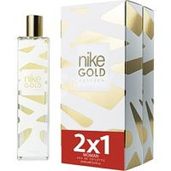 Nike Colonia para mujer Gold Pack 2 x 100 ml