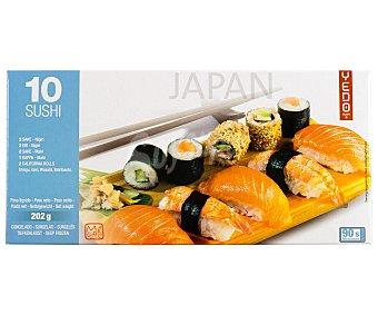 YEDO Sushi Maki Nigiri 190 Gramos