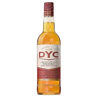 Dyc Whisky blended de 5 años con doble destilación Botella de 1 l