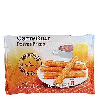 Carrefour Porras fritas 320 g