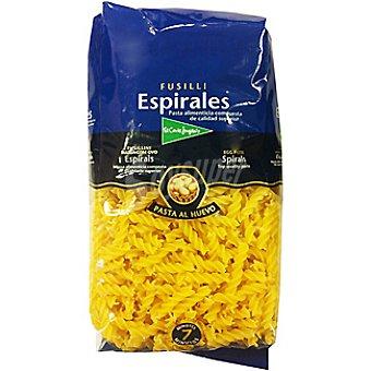 El Corte Inglés espirales al huevo paquete 500 g