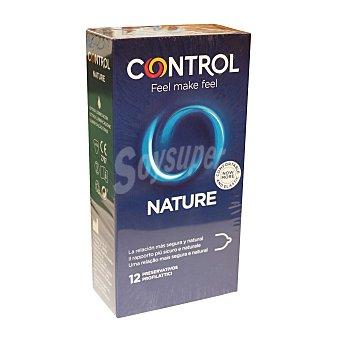 Control Preservativo natural caja 12 uds Caja 12 uds