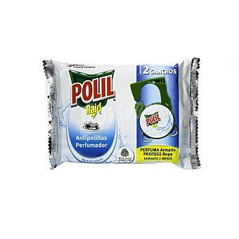 polil Colgador antipolillas aroma agua de colonia paquete 2 uds Paquete 2 uds