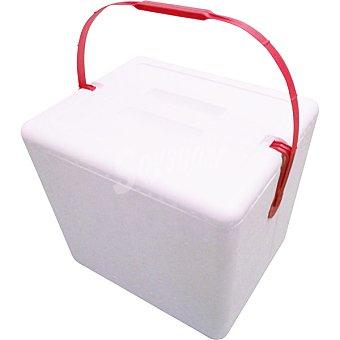 EPS Nevera de poliespan en color blanco 13 litros