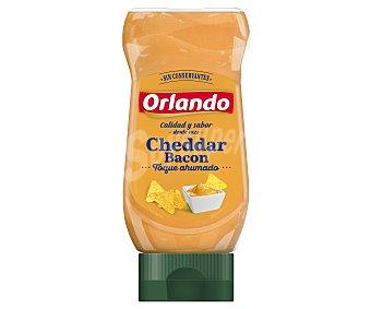 Orlando Salsa Cheddar bacon 245 g