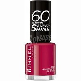 Rimmel London Laca de uñas 60 Seconds Relaunch 335 Pack 1 unid