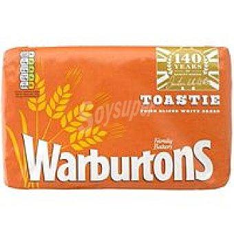 WARBURTONS Pan de molde Toastie Paquete 800 g