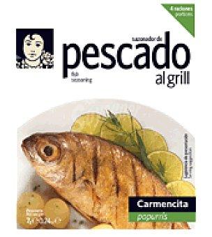 Carmencita Preparado para parrillada de pescado 7 g