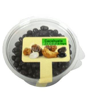 Carrefour Cacahuetes con chocolate negro Tarrina de 270 g