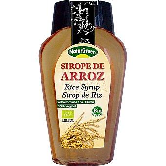 Naturgreen Sirope de arroz ecológico 100% vegetal Envase 360 ml