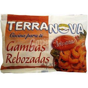 Terranova Gambas rebozadas Caja 250 g