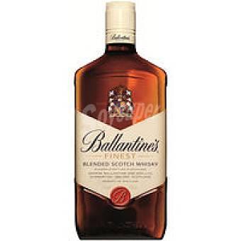 BALLANTINES Whisky botella 1 litro