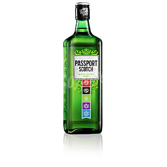 Passport Scotch Whisky Botella 70 cl