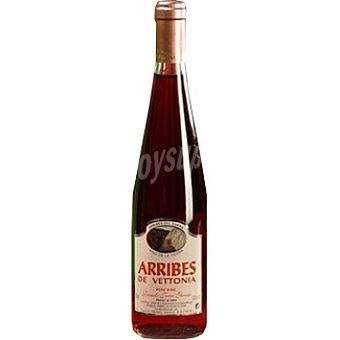 Arribes de vettonia Vino rosado D.O. Arribes Botella 75 cl