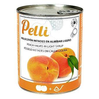 Pelli Melocotón en almíbar 840 g