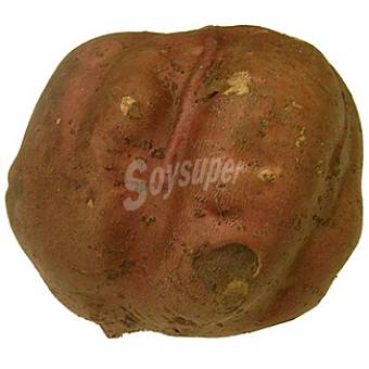 Batata roja  1 kg peso aproximado pieza