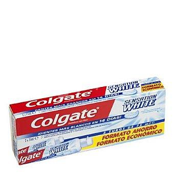Colgate Max White Dentífrico Sensation Blanqueador Tubo Duplo Pack 2x75 ml