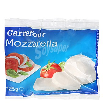 Carrefour Queso Mozzarella Italiana 125 g