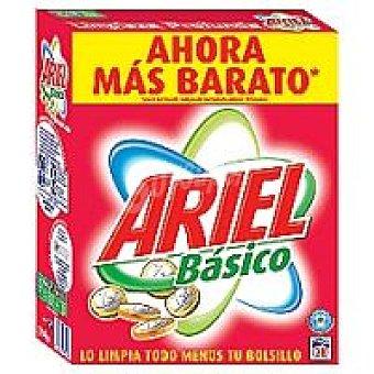 Ariel Detergente en polvo Maleta 28 cacitos