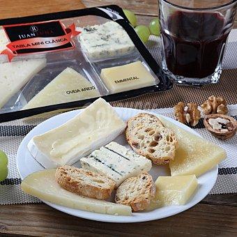 Juan Luna Tabla queso clásica 170 g.