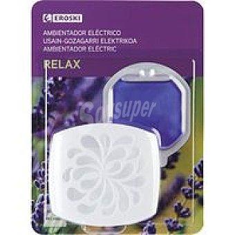 Eroski Ambientador eléctrico membrana relax Aparato + recambio