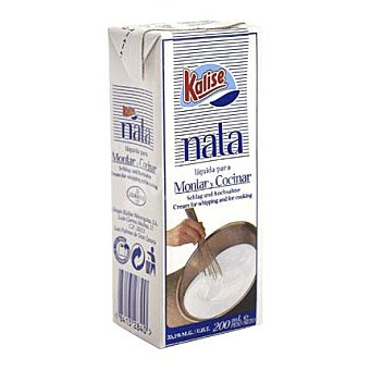 Kalise Nata líquida uht 200 ml
