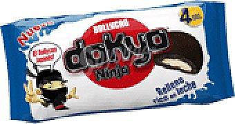Panrico DOKYO NINJA PACK 4 180 GRS