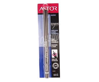 Astor Perfilador de ojos automático, color 002, trazo preciso y permanente resistente al agua 1 unidad
