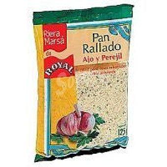 Riera Marsa Pan rallado con ajo-perejil Paquete 125 g