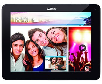 WOLDER ADVANCE Tablet 9,7