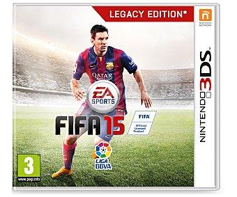 DEPORTES Fifa 15 3DS 1u