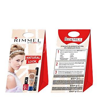 Rimmel Estuche BB Cream, máscara de pestañas y laca de uñas 1 ud
