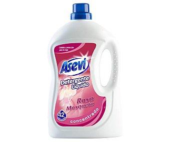 Asevi Detergente liquido rosa mosqueta concentrado 3 l