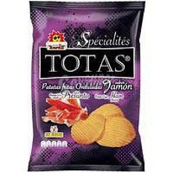 Tostfrit Totas de jamón Bolsa 100 g
