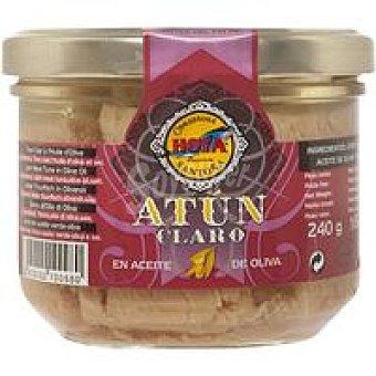 Hoya Atún del norte en aceite de oliva Tarro 240 g