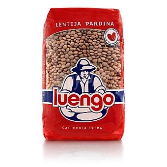 Luengo Lenteja pardina Paquete 500 g