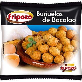 Fripozo Buñuelos de bacalao Bolsa 500 g