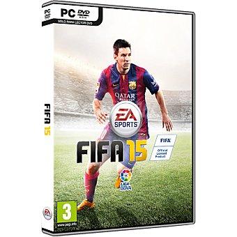 EA Videojuego fifa 15 para PC 1 Unidad