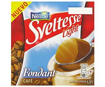 Sveltesse Nestlé Yogur Desnatado F. Café 4x125g