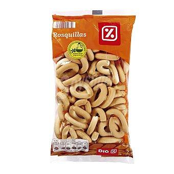 DIA Rosquillas de pan bolsa 250 gr Bolsa 250 gr