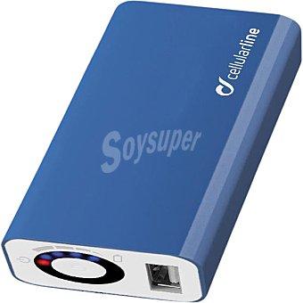 CELLULAR LINE Cargador de batería externo Pocket Universal con USB