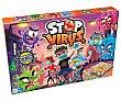 Juego de mesa de estrategia Stop de virus, de 2 a 4 jugadores Toys. Imc toys