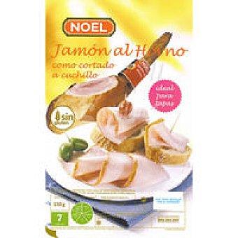 Noel Jamón al horno como cortado a cuchillo Sobre 150 g