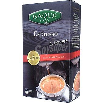 Café Baqué Café Expresso Natural Molido Envase 250 g