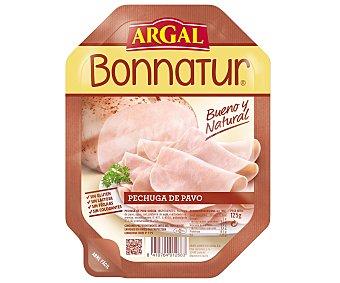 BONNATUR de ARGAL Pechuga de pavo loncheada 125 Gramos