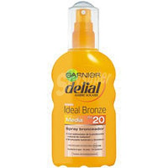 Delial Garnier Ideal bronze FP20 Spray 200 ml