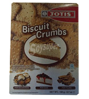 Jotis Migas base galleta biscuit 190 g
