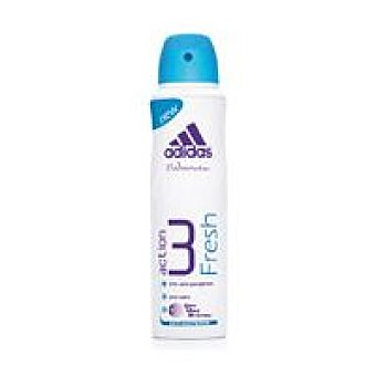 Adidas Desodorante Action 3 Dry Max Fresh Woman Spray 200 ml