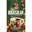 Café Molido Mezcla 70% Natural - 30% Torrefacto Paquete 250 g Brasilia