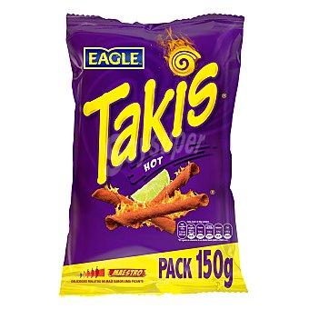 Takis Rollitos de maíz sabor a lima picante Bolsa 150 g